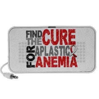 Encuentre la anemia aplástica de la curación iPhone altavoz
