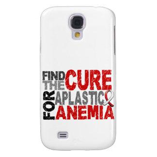 Encuentre la anemia aplástica de la curación