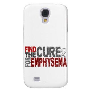 Encuentre la curación para el enfisema