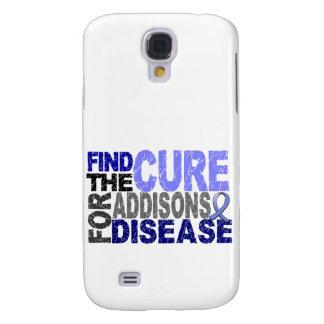 Encuentre la curación para la enfermedad de Addiso