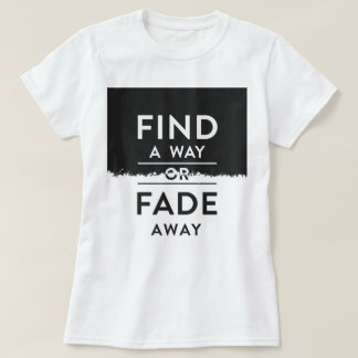 ¡Encuentre lejos o descolórese lejos!! Playera