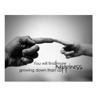 Encuentre más felicidad inspirada