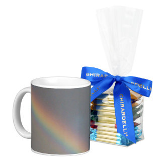 Encuentre su arco iris taza