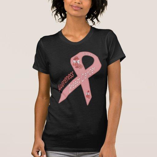 Encuentre una curación - conciencia del cáncer de  camisetas