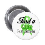 Encuentre una curación para mi abuela - linfoma pin