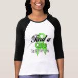 Encuentre una curación para mi suegra - linfoma camiseta