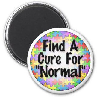 Encuentre una curación para normal imán redondo 5 cm