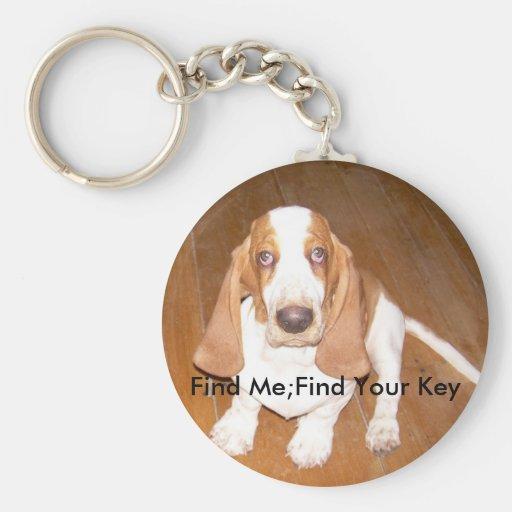 Encuéntreme; Encuentre su llave Llaveros Personalizados