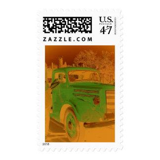Encuentro de los amigos timbres postales