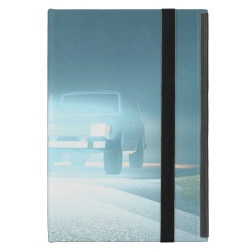 Encuentro de Sasquatch iPad Mini Carcasa