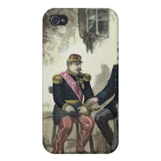 Encuentro entre Otto von Bismarck y Napoleon iPhone 4 Coberturas