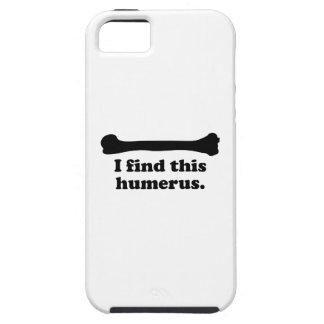 Encuentro este húmero iPhone 5 Case-Mate cárcasa