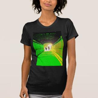 Encuentro extranjero camiseta