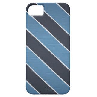 Encuesta azul de la barbería iPhone 5 Case-Mate carcasa