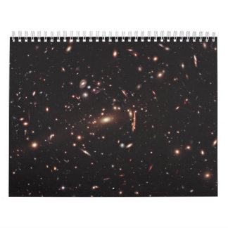 Encuesta sobre ambiciosa Hubble que obtiene la nue Calendario De Pared