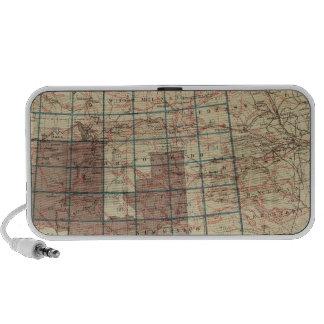 Encuestas sobre geográficas Estados Unidos iPod Altavoces