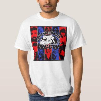 Encyclopedia WCCW Logo T-Shirt