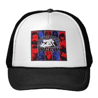 Encyclopedia WCCW Trucker hat
