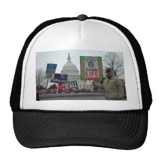 End Abortion Trucker Hat