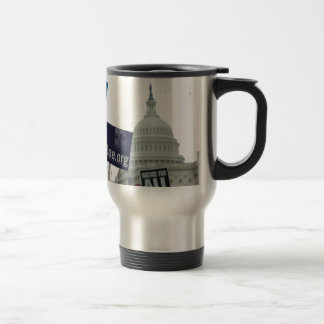 End Abortion 15 Oz Stainless Steel Travel Mug