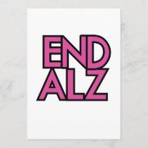 End Alz Alzheimer's Awareness Month Purple Gifts