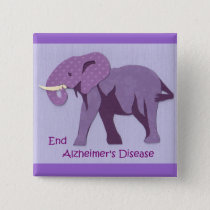 End Alzheimers Button