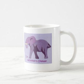 End Alzheimer's Disease Coffee Mug