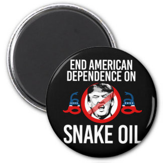 End American Dependence on Snake Oil -- Anti-Trump Magnet