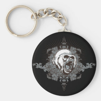 End Anger Keychain