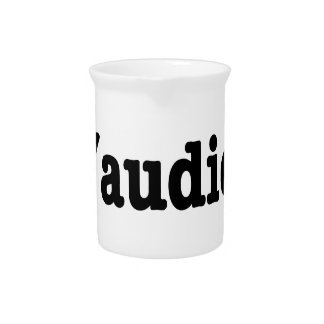 End Audio HTML5 Code Beverage Pitcher