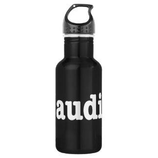 End Audio HTML5 Code Water Bottle