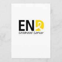 End Childhood Cancer