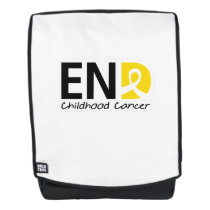 End Childhood Cancer Backpack