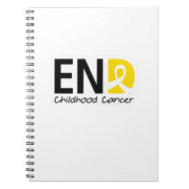 End Childhood Cancer Notebook