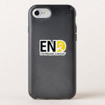 End Childhood Cancer Speck iPhone Case