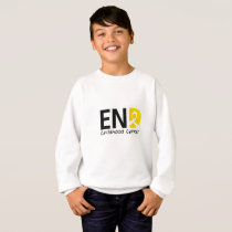 End Childhood Cancer Sweatshirt
