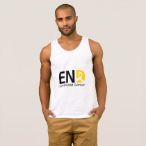 End Childhood Cancer Tank Top