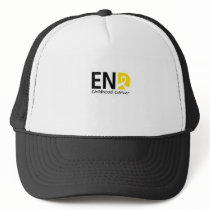 End Childhood Cancer Trucker Hat