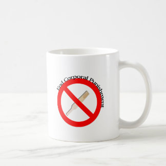 End Corporal Punishment Coffee Mug