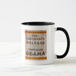 End Corporate Welfare Mug