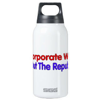 END CORPORATE WELFARE SIGG THERMO 0.3L INSULATED BOTTLE
