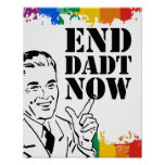 END DADT NOW 1 POSTERS