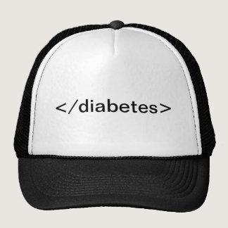 End diabetes hat