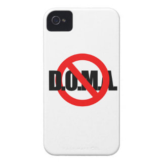END DOMA -.png iPhone 4 Covers