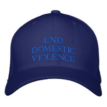 END DOMESTIC VIOLENCE HAT