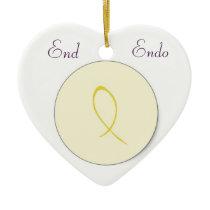 End Endo Ornament