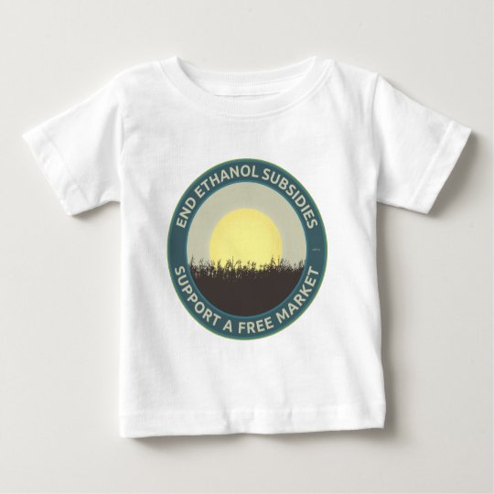 End Ethanol Subsidies Baby T-Shirt