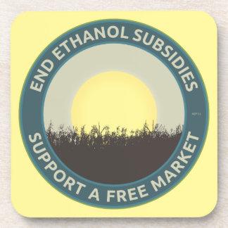 End Ethanol Subsidies Coaster