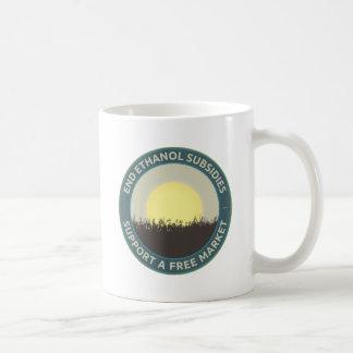 End Ethanol Subsidies Coffee Mug