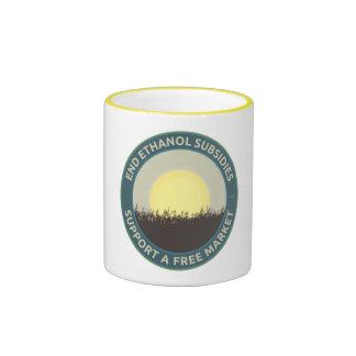 End Ethanol Subsidies Coffee Mugs